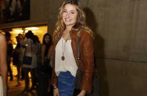 Sasha, filha de Xuxa, investe na carreira de estilista e faz estágio com a tia
