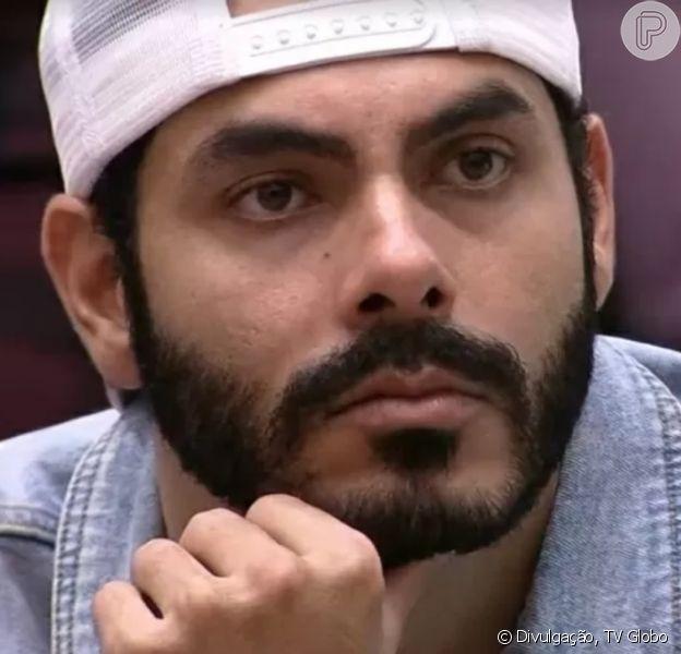 'BBB21': Rodolffo é o novo eliminado do reality show com50,48 % dos votos do público