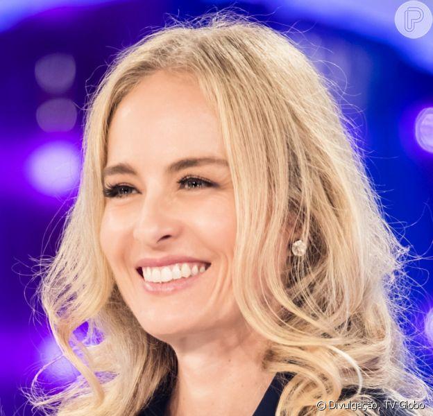 Angélica pode assinar novo contrato com a Globo e ficar à frente do 'Dança dos Famosos', diz a colunista Carla Bittencourt, do 'Metrópoles'