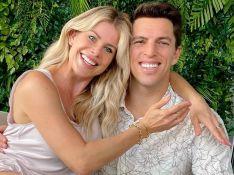 Amaury Nunes entrega reconciliação com vídeo de casamento com Karina Bacchi. Veja!