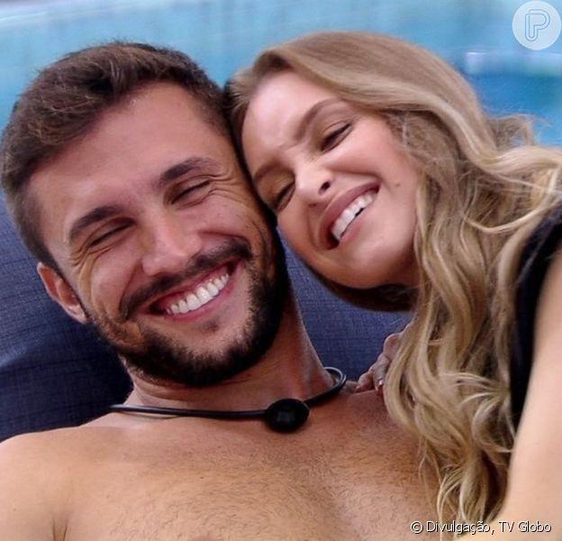 Carla Diaz e Arthur Picoli estão se reaproximando após 'BBB21', diz jornal