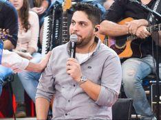 Jorge, dupla de Mateus, publica 1ª foto com a mulher grávida: 'Papai ansioso pra te ver'