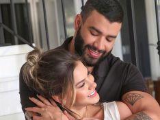 Andressa Suita comenta previsão sobre nova gravidez com Gusttavo Lima: 'Rindo de nervoso'