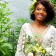 Noivas estão investindo na textura natural dos cabelos. Inspire-se!