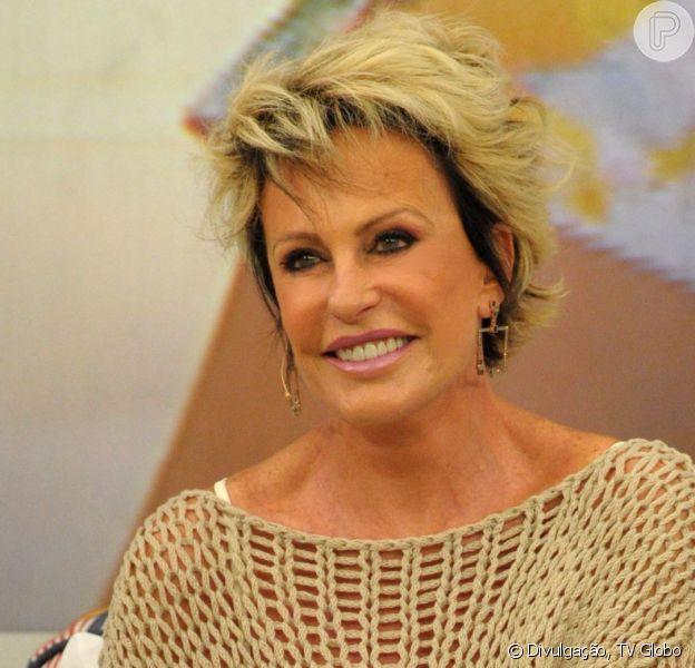 Ana Maria Braga mostrou uma foto do filho, Pedro, e agitou a web