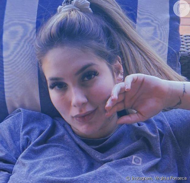 Virgínia Fonseca mostra dedo machucado e atribui à espera pelo parto da filha: 'Será que tô ansiosa?'