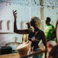 Iza lança 'Gueto' e aponta sobre relação com moda: 'Aprendi a me vestir em Olaria'