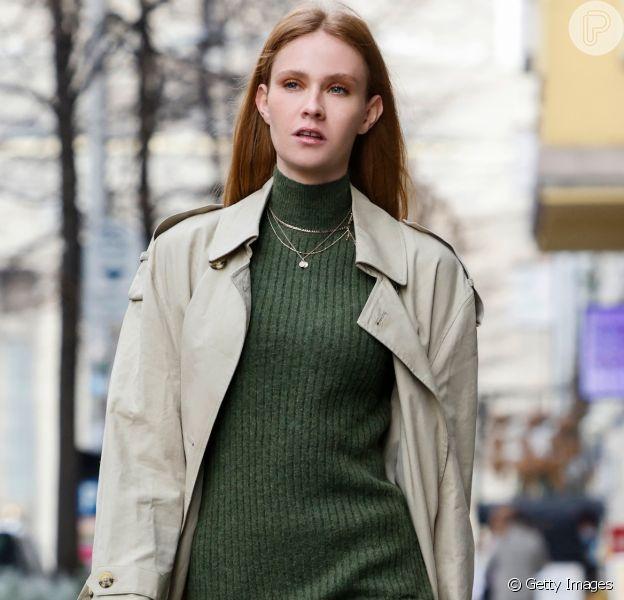 Moda de inverno: o tricot conquista fashionistas na temporada