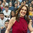 """Cláudia Raia comenta saída de Faustão da Globo: """"sem dúvidas um dos maiores comunicadores do Brasil!"""""""
