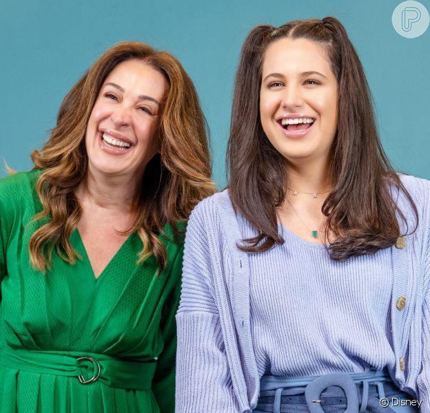 Sophia Raia faz 1ª dublagem e aponta parceria com a mãe, Claudia, em 'Lucca': 'Segurança'
