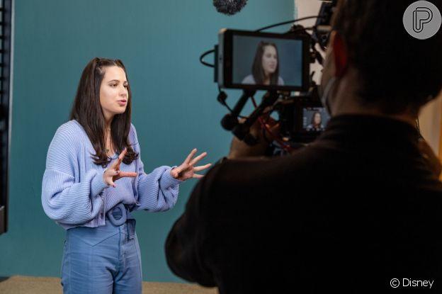 Sophia Raia estreia como dubladora em 'Lucca'