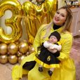 Virgínia Fonseca celebrou primeiro mês da filha, Maria Alice, com festa