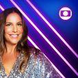 Ivete Sangalo também foi confirmada como apresentador ade novo reality show musical da TV Globo