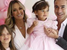 Rafaella Justus se declara à irmã Manuella em aniversário e emociona a mãe, Ticiane Pinheiro