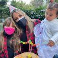 Ticiane Pinheiro também fez homenagem para a filha Manuella: ' Tudo de mais lindo sempre e que a nossa família seja sempre unida'