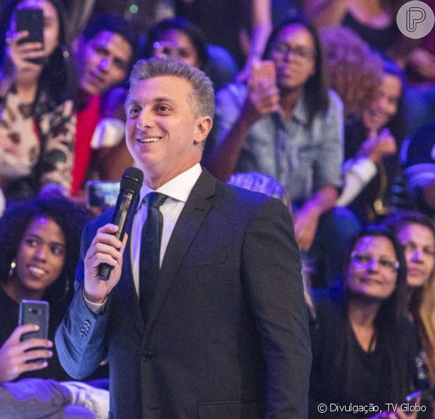 Globo anunciou mudanças em seu programação a partir de setembro de 2021 com ida de Luciano Huck para os domingos