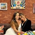 Anitta é amiga de Juliette Freire, que postou uma foto com Neymar recentemente