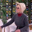 Ana Maria Braga curte ferias da TV com o cancelamento temporário do 'Mais Você'