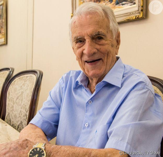 Morte de Orlando Drummond aos 101 anos comove famosos. Confira homenagens!