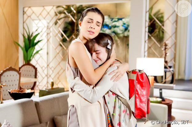 Thais Melchior interpretou tia Luisa em 'As Aventuras de Poliana' e irá reviver a personagem na sequência da história, 'Poliana Moça', cujas gravações seguem suspensas