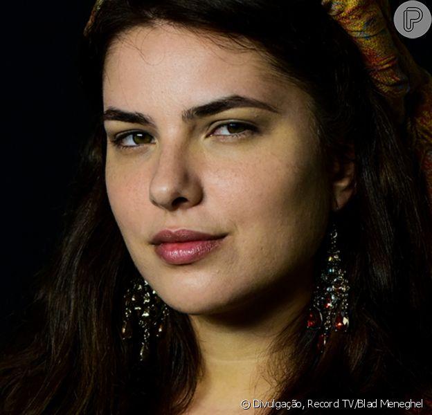 Thais Melchior afasta rótulo de vilã de Raquel na novela 'Gênesis': 'No fundo, ela só queria ser amada e ter um reconhecimento'