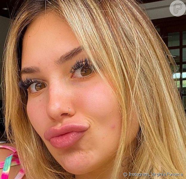 Virgínia Fonseca contou que emagreceu 4kg de gordura em 28 dias