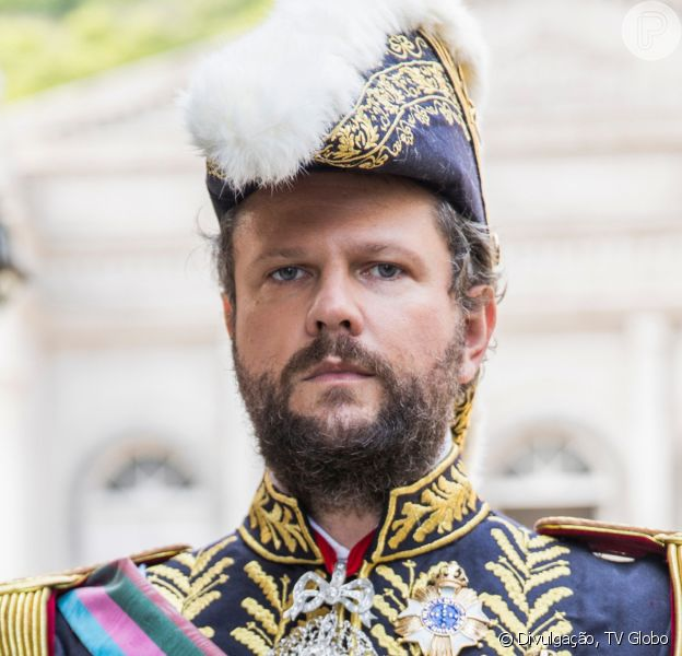Novela 'Nos Tempos do Imperador' traz Selton Mello como D.Pedro II. Trama estreia em 9 de agosto de 2021