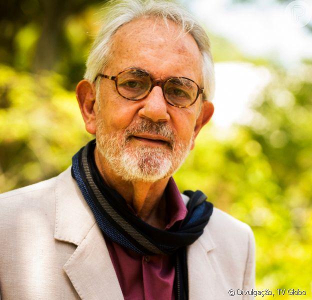 Morre Paulo José, aos 84 anos, internado há 20 dias por pneumonia. Recorde carreira!