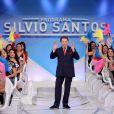 Silvio Santos está internado no hospital Albert Einstein