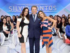 Filha de Silvio Santos confirma internação do pai por Covid-19: 'Clinicamente bem'