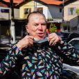 Silvio Santos tomou as duas doses da vacina contra Covid-19