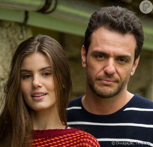 Novela 'Verdades Secretas': relembre história e finais de Alex (Rodrigo Lombardi), Angel (Camila Queiroz) e Larissa (Grazi Massafera)