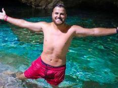 Detalhe em foto do cantor Zé Neto, de bermuda, volta a gerar comoção na web. Veja!