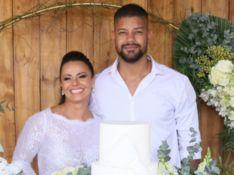 6 vídeos do casamento de Viviane Araujo: choro e pet no altar, surpresa de Gretchen e mais!