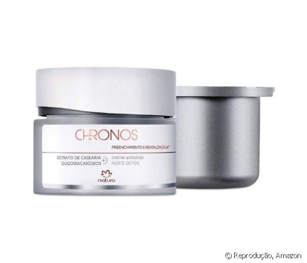 Kit Chronos Gel Creme Antissinais 60+, Natura Chronos