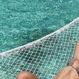 Gabi Martins e Tierry desembarcaram nas Maldivas essa semana após três voos