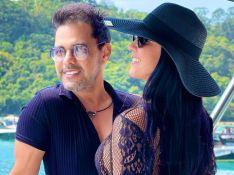 Zezé Di Camargo pede Graciele Lacerda para apagar foto de biquíni. Saiba motivo!