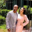 Thiaguinho e Fernanda Souza ainda são amigos mantém boa relação desde a separação, em 2019