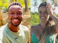 Thiaguinho vive romance com a ex-BBB Carol Peixinho mas não quer compromisso sério. Saiba!