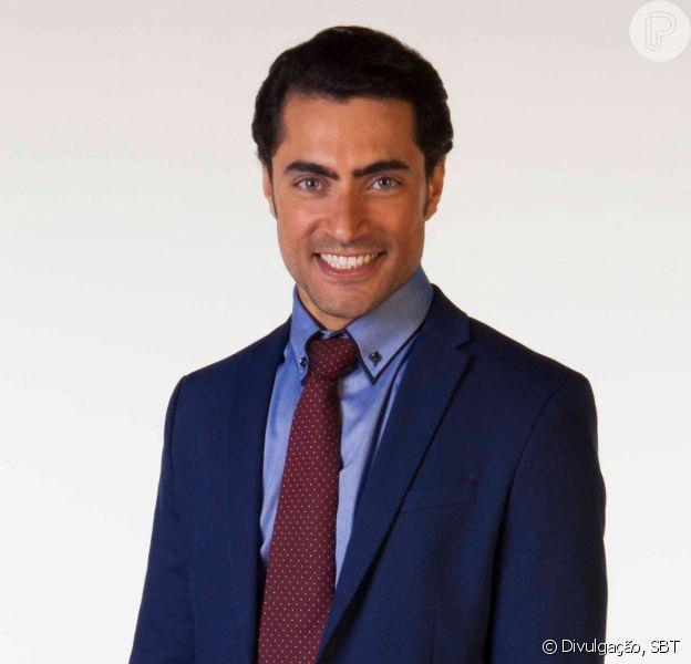 Na novela 'Carinha de Anjo', Gustavo (Carlo Porto) revela que irá se casar com Nicole (Dani Gondim) no capítulo de sábado, 23 de outubro de 2021