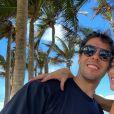 Carol Dias e Kaká revelaram dificuldade ao tentar gravidez de segundo filho: 'Demorando mais'