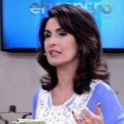Fátima Bernardes já foi parada em Lei Seca, mas se livrou de multa: 'Não bebo'