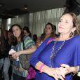 Toda renda do bazar foi revertida para Sociedade Viva Cazuza, administrada por Lucinha Araújo. A empresária é mãe do cantor Cazuza, morto em decorrência de complicações da Aids em 1990)
