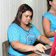 Preta Gil realiza a 5ª edição do 'Bazar da Preta 2014' com renda em prol da Sociedade Viva Cazuza, no domingo, 30 de novembro de 2014, na casa de espetáculos Miranda, no Espaço Lagoon, na Zona Sul do Rio de Janeiro
