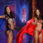 Adriana Lima, Alessandra Ambrosio e brasileiras brilham em desfile de lingerie