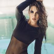 Pérola Faria exibe boa forma em ensaio fotográfico sexy: 'Me sentindo modelo'