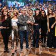 Anitta comentou também a polêmica que se envolveu com a cantora Pitty, durante a gravação do programa 'Altas Horas', que também contou com as participações de Danielle Winits, Fernanda Paes Leme, Marjorie Estiano e Maria Casadevall