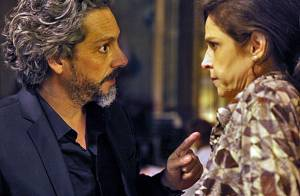 'Império': José Alfredo assume para Cora que eles não transaram e vilã chora