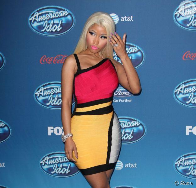 Nicki Minaj continua causando problemas no 'American Idol'. A cantora se atrasou para a primeira edição ao vivo da temporada de 2013 do programa, na última quarta-feira, 13 de março de 2013