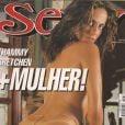 Thammy Miranda estampou a capa da revista 'Sexy' duas vezes
